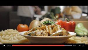 sito web ristorante tfmedia